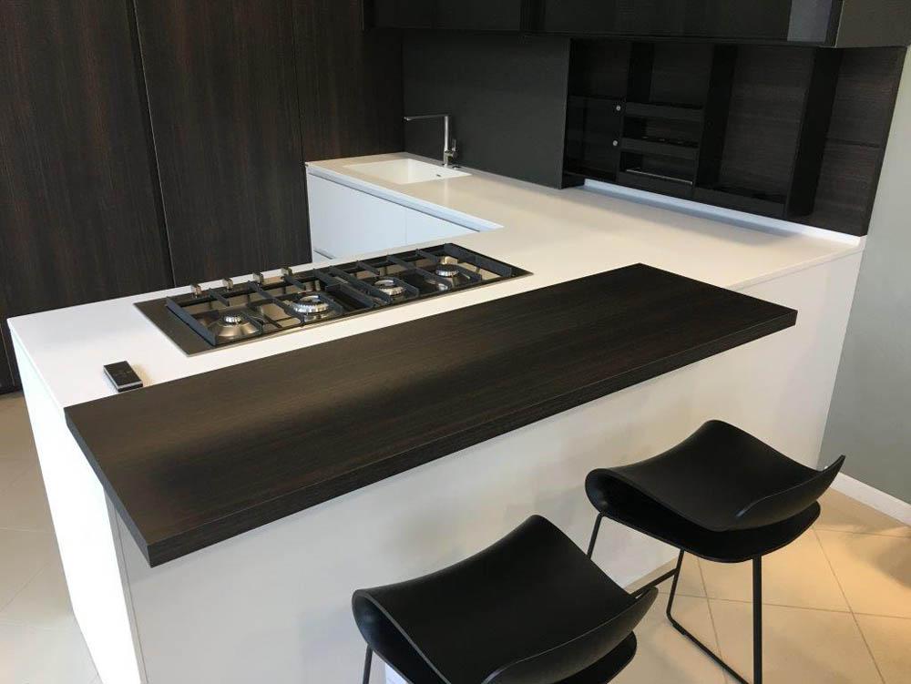Piani cucina in corian camaioni valter laboratorio corian - Piani di cucina ...